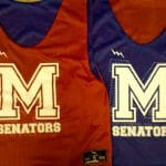 Senators Pinnies