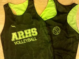Volleyball Reversible Jerseys