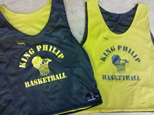 black gold basketball pinnies