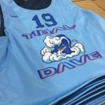 Intramural Basketball Jerseys