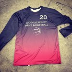 Boys Basketball Shirts