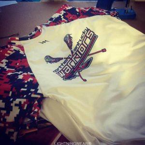 digital camouflage shooter shirts