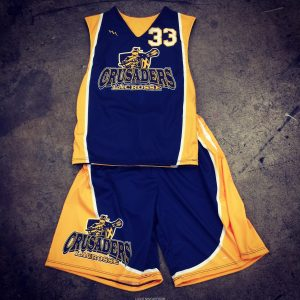 dye sublimated lacrosse uniforms