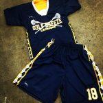 Reversible Sleeved Lacrosse Jerseys