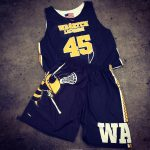 Sublimated Lacrosse Reversibles