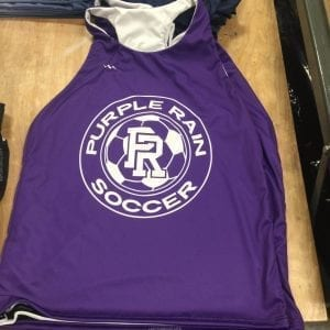 Womens Soccer Pinnies