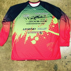 Custom Fishing Shirts  FOXFIRE VLG, NC