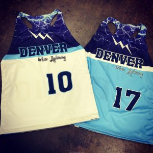 custom girls lacrosse jerseys