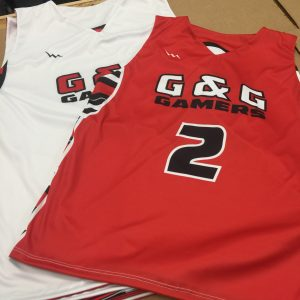 boys basketball jerseys DRY RUN, PA