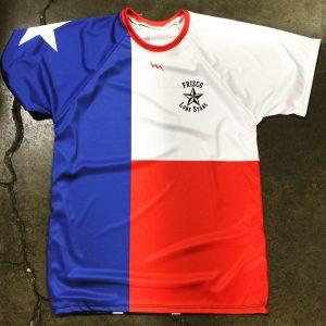 Texas Flag Shirts