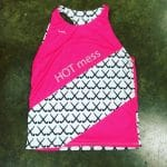 Hot Mess Field Hockey Pinnies