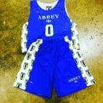 Royal Blue Lacrosse Uniforms