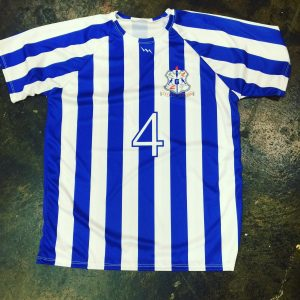 sublimated soccer shirts