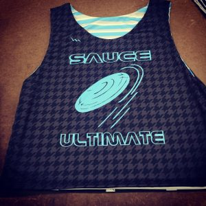 Ultimate Frisbee Jerseys