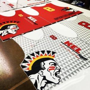 Kentucky Lacrosse Jerseys