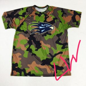 Camouflage Basketball Shirts