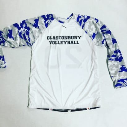 long sleeve volleyball jerseys