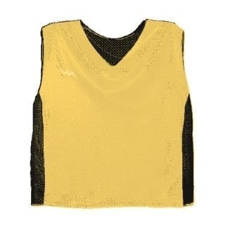Mesh Collegiate Pinnies With Side Panels