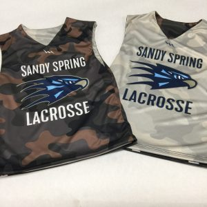 sublimated youth lacrosse uniforms