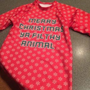christmas tee shirts