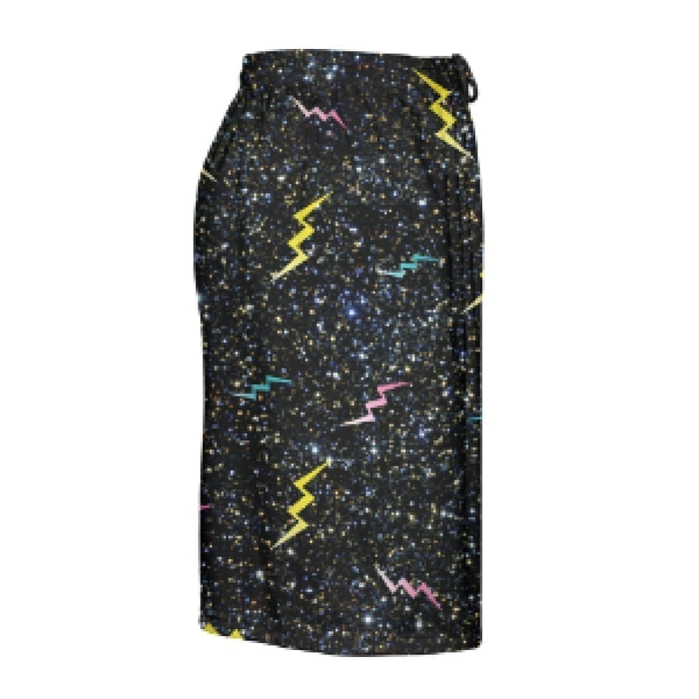 galaxy lacrosse shorts right