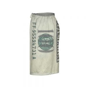 left-leg-100-dollar-bill-shorts