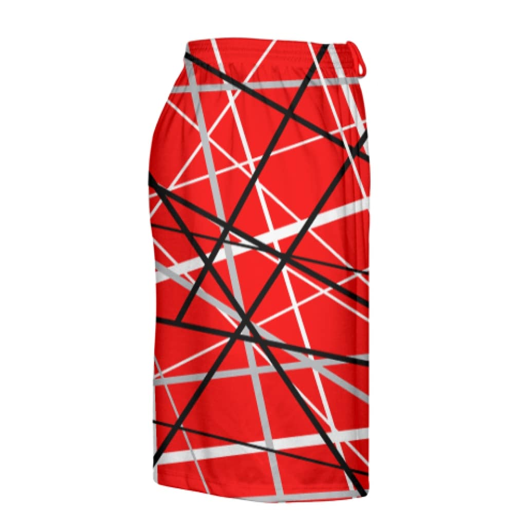 lines lacrosse shorts right