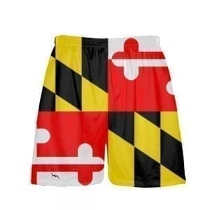 maryland lacrosse shorts
