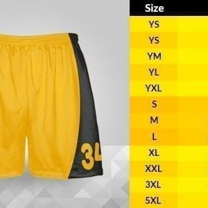 British Flag Shorts - Union Jack Flag Lacrosse Shorts