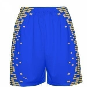 sun warriors basketball shorts