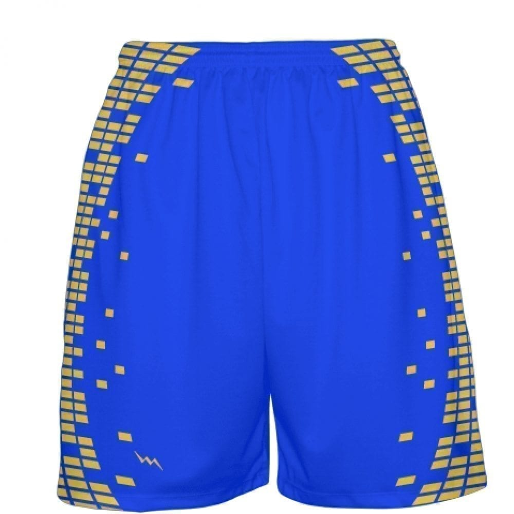sun warriors basketball shorts