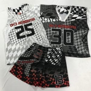 girls custom lacrosse uniforms