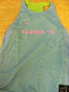 Summer Reversible Jerseys