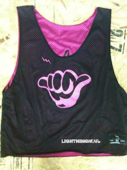 hang loose pinnies