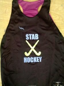 Racerback Field Hockey Pinnies