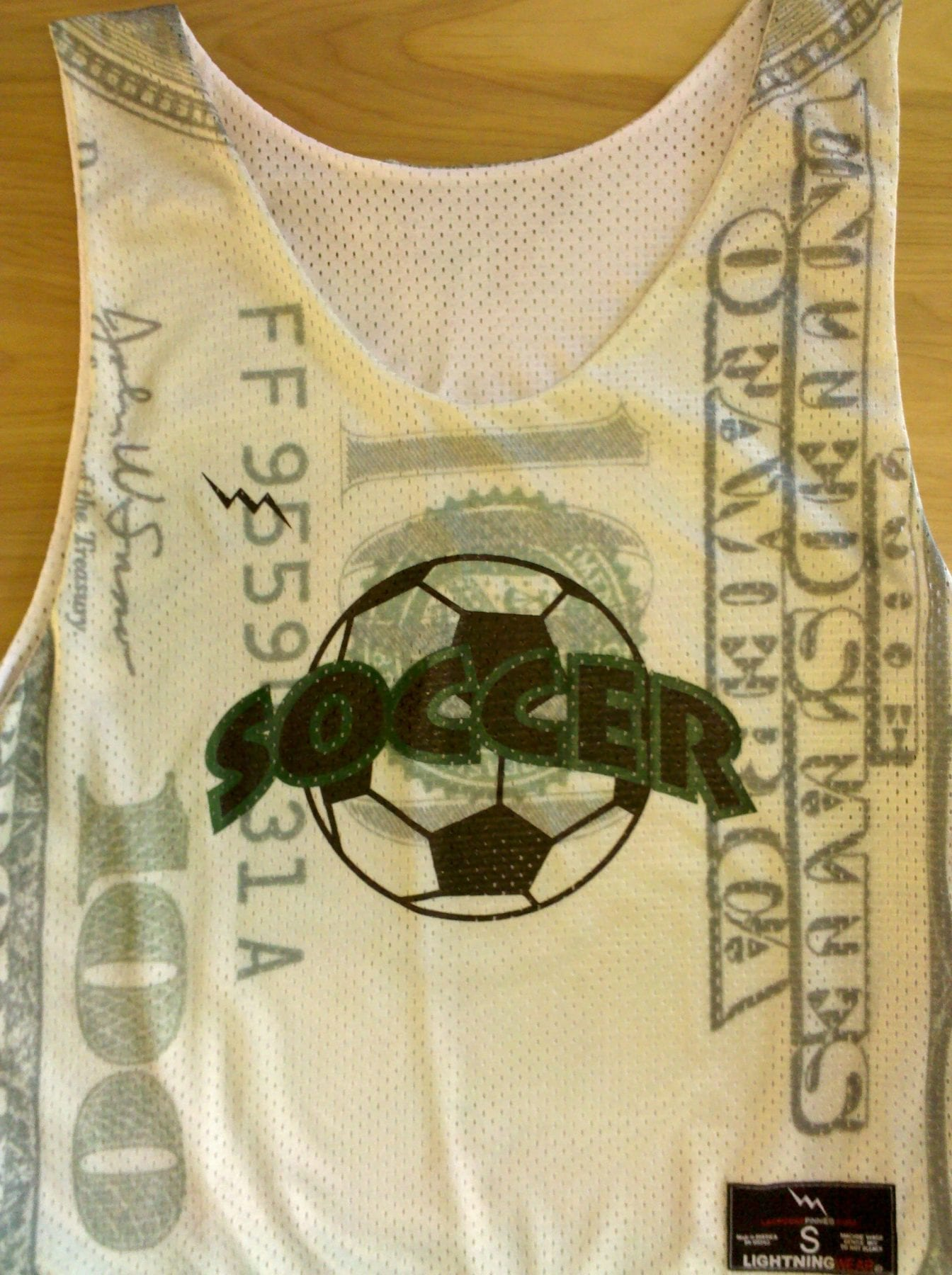 dollar bill pinnies