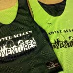 Black Green Reversible Jerseys