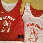 Mesh Basketball Pinnies