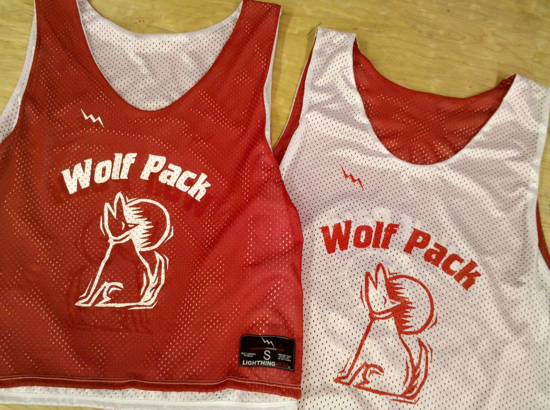 basketball pinnies make your own