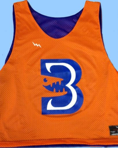 b fish pinnies