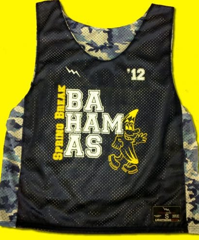 bahamas Spring break pinnies