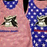 Baltimore Bandits Basketball Pinnies