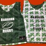 Banshee Rugby Pinnies – Banshee Reversible Jerseys – Banshee Rugby Practice Jerseys – Syracuse New York Pinnies