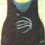 Basketball Reversible Mesh Jerseys