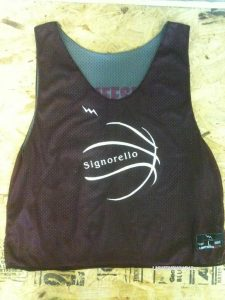 Basketball Reversible Mesh Jerseys