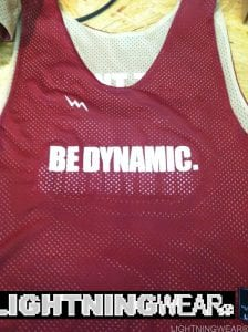be dynamic pinnies