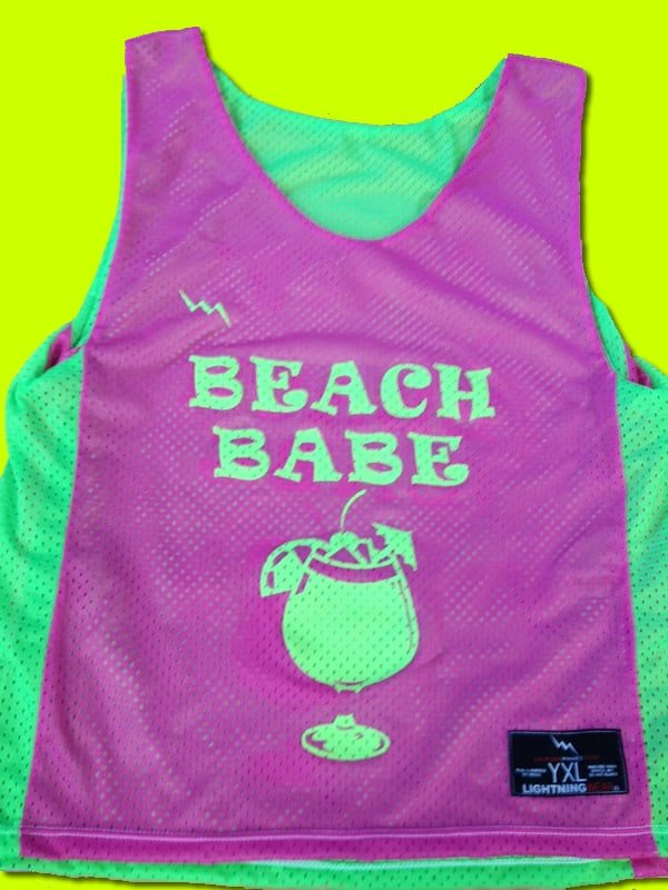 beach babe pinnies