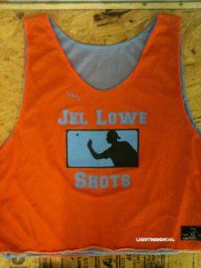 Jel Lowe Shots Pinnies