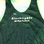 Flag Football Pinnies