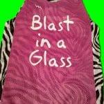 Blast in a Glass Pinnies